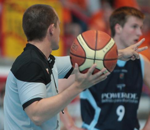 comite arbitro baloncesto: